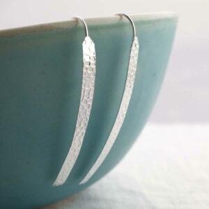 Urban Armour Silver Earrings by Martha Jackson