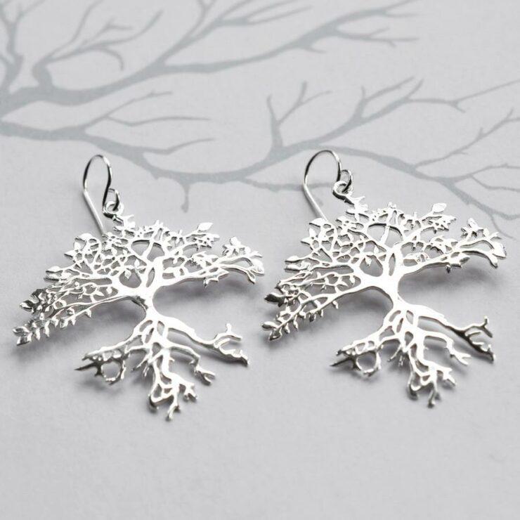 Silver Bonsai Tree Jewellery by Martha Jackson