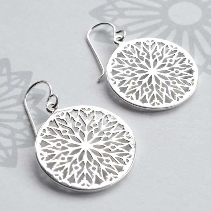 Snowflake Jewellery by Martha Jackson