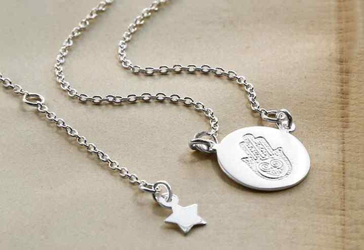 Amulet & Keepsake Necklaces