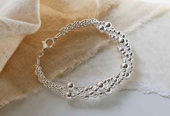 Women's Chain Bracelets