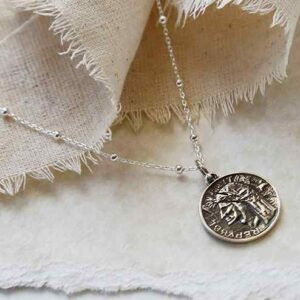 Coin & Charm Pendant Necklaces