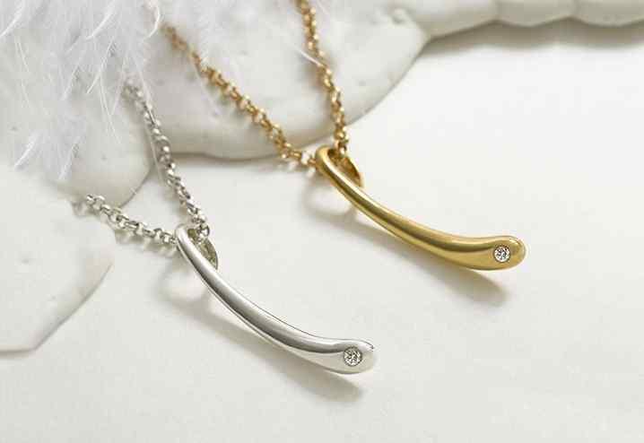Diamond And Stone Necklaces