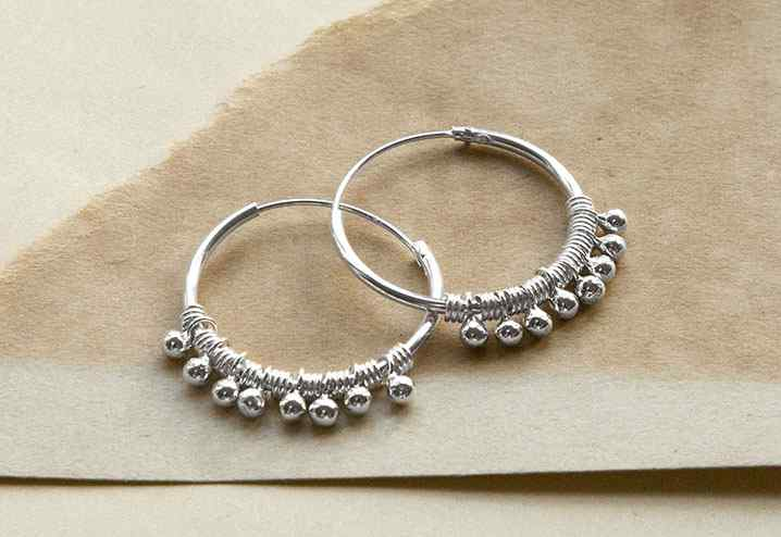 Hoop Earrings & Huggies