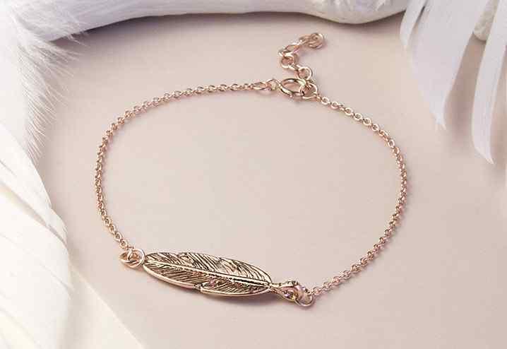 Rose Gold Plated Bracelets